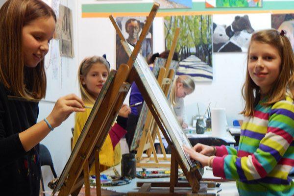 Likovna radionica Art and Hobby - dječja kreativna radionica
