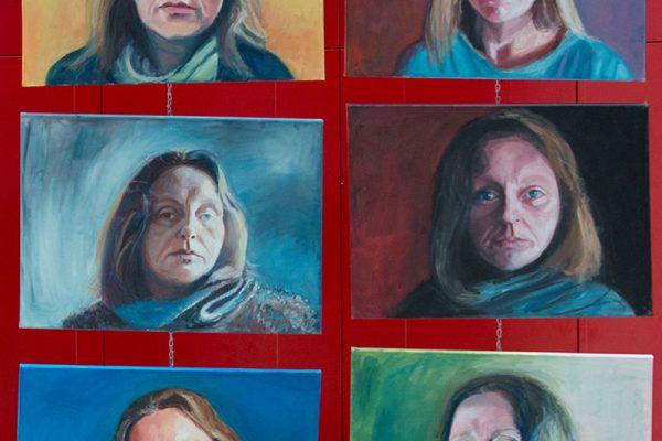 dijana lukic umjetnicke slike kategorija portreti autoportret